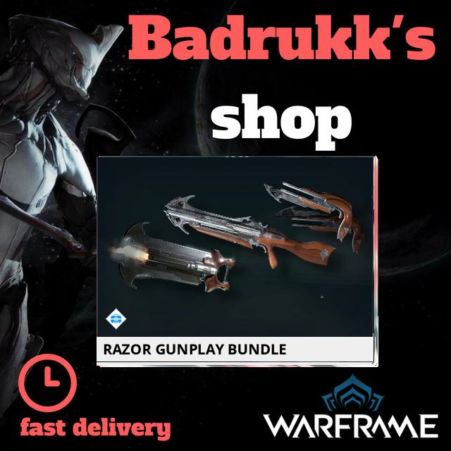[PC/Steam] Razor gunplay bundle // Fast delivery!