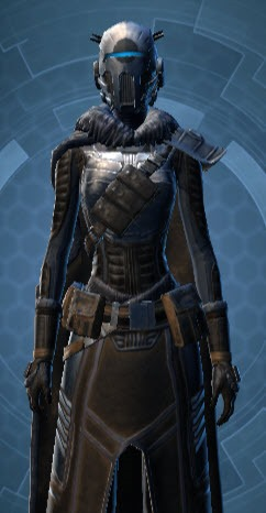 Tribal Champion's Armor Set