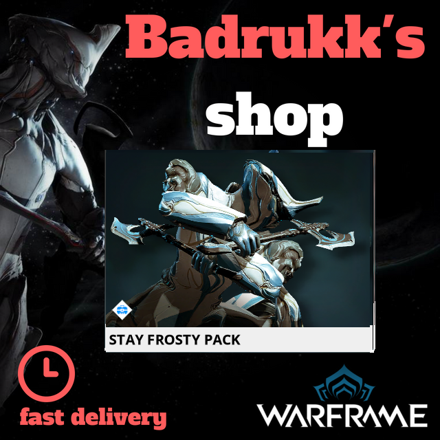 [PC/Steam] Stay frosty pack // Fast delivery!
