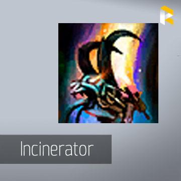 Incinerator - Guild Wars 2 EU & US All Servers - fast & safe