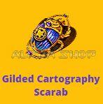 Gilded Cartography Scarab - Betrayal Softcore