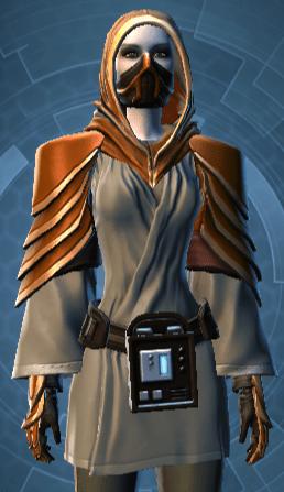 Ajunta Pall Armor Set
