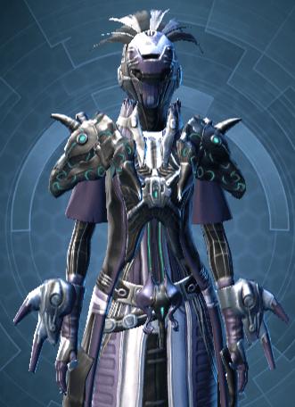 Ceremonial Mystic Armor Set