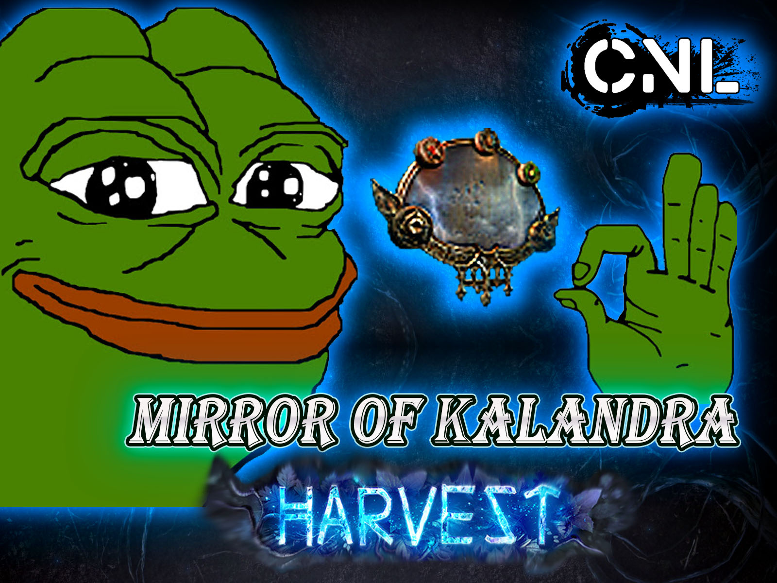 [PC] Mirror Of Kalandra ★★★ Harvest SC ★★★ 1-5 mins Delivery