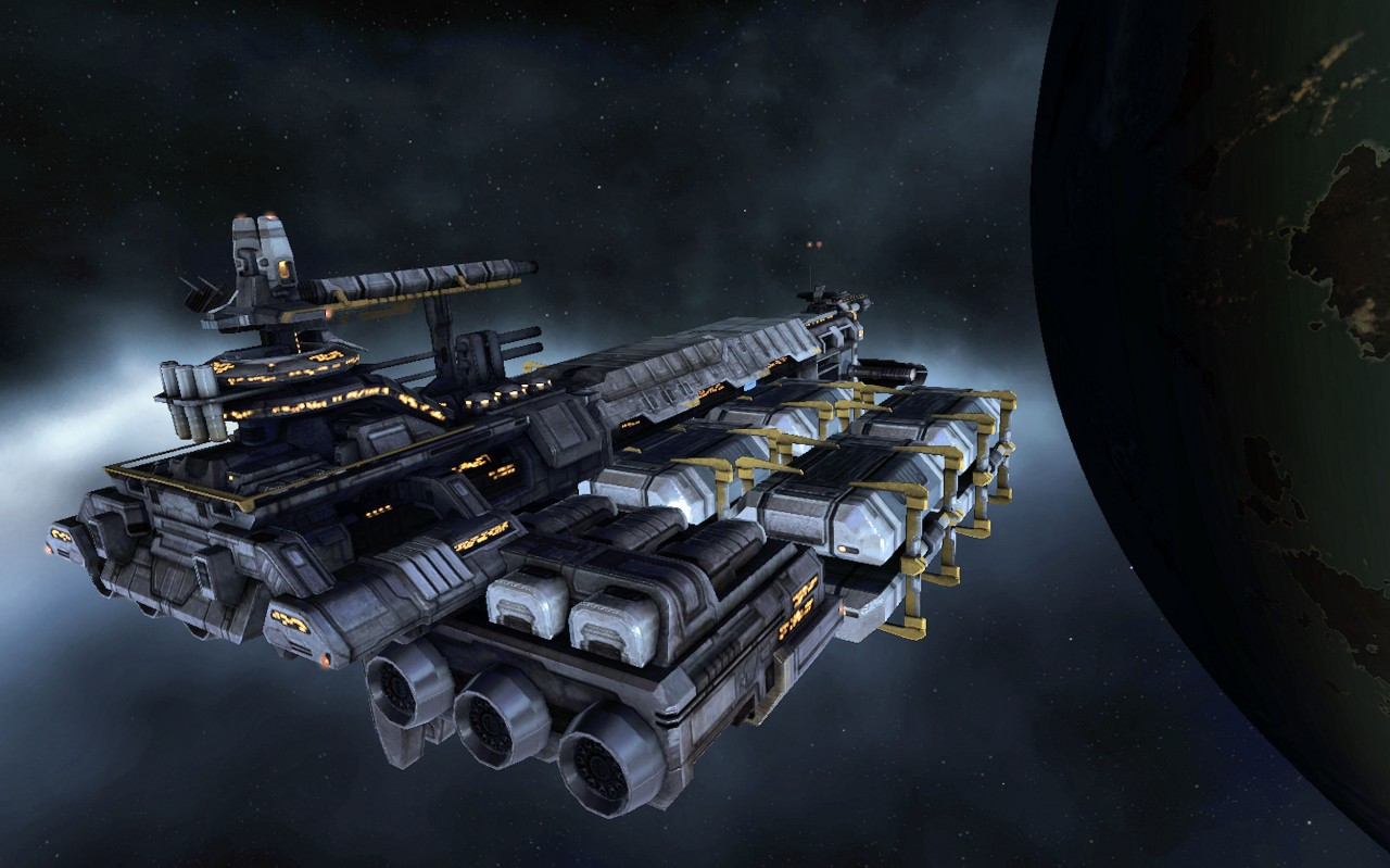 Rorqual - capital industrial ship - delivery Low Sec