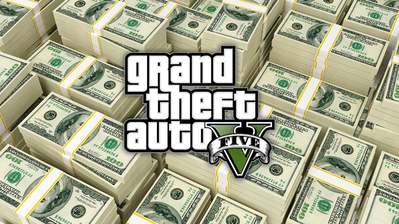 10 million GTA 5 Online Money