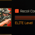 ⭐Recoil Control⭐Elite❄️Skill☃️(in 48 hours)