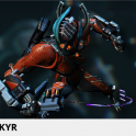 [PC/Steam] Valkyr warframe + slot + reactor  // Fast delivery!