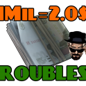 1 Mil Roubles (1 000000 Rubles) (no fee)