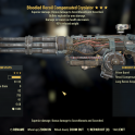[Glitched weapon] Bloodied Explosive Cryolator 90% reduced weight