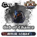 [Ritual SoftCore] Orb of Chance - Instant Delivery