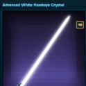 Advanced White Hawkeye Crystal US