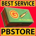 ★★★(PC) .50 Round x100 - FAST DELIVERY (15-20 mins)★★★