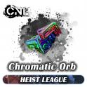 [PC] Chromatic Orb ★★★ Heist SC ★★★ 1-5 mins Delivery