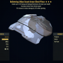 [PC] Bolstering Cavaliers Armor FULL SET + MASK (Urban Scout, 5/5 AP Refresh)  - Fast Delivery