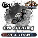 [Ritual SoftCore] Orb of Fusing - Instant Delivery - Cheapest