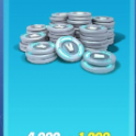 20% OFF for 5000 V-Bucks $39.99USD Pack Top Up - All Platform Available