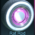 ★★★[PC] Rat Rod (Pink) - INSTANT DELIVERY (5-10 min)★★★