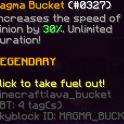Magma Bucket