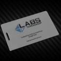 TerraGroup Labs access keycard.