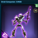 Droid companion: D-R3D US