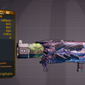 ★★★[PC/XB1/PS4] L50 - FEARMONGER 4000x14 DMG (+11750 SHOCK DMG) - INFINITE AMMO - ANOINTED★★★