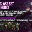 EpicBoost ✅US / EU✅ Full Class Set BOOST 6/6 PIECES = $15 ✅ 100% POSITIVE FEEDBACK