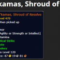 {All servers in US} Ashjra'kamas, Shroud of Resolve