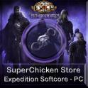 Orb Of Fusing [buy 500+ and get 100 Jeweller Orbs free] Fast Delivery! Expedition Softcore- PC