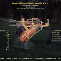 [Rare Legacy] Vampire's Explosive Flamer [90% reduced weight]