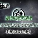 1-80 Delirium Softcore League - Fast Run - 8-16 hours Delivery