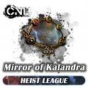 [PC] Mirror Of Kalandra ★★★ Heist SC ★★★ 1-5 mins Delivery