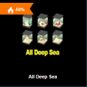 All Deep Sea - Fast delivery 24/7 online Cheap Animal Crossing items