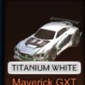 MAVERICK GXT TITANIUM WHITE ;; CAPABLE VICTOR