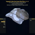[PC] Vanguards Sentinels Armor FULL SET + MASK (Urban Scout, 5/5 AP Refresh)  - Fast Delivery