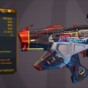 ★★★[PC] CROSSROAD 120.000 DMG (+38K RAD) - INFINITE AMMO - ANOINTED GUNNER - FAST AND DEADLY★★★