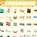 Animal Crossing Furniture-Any one of them 3USD, check description,and tell us the item name