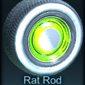 ★★★[PC] Rat Rod (Lime) - INSTANT DELIVERY (5-10 min)★★★