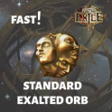*Exalted Orb Standard SC Instant Delivery*