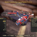 Bloodied Flamer Napalmer + 50% limb damage + 25% less V.A.T.S. action point cost