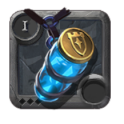 Siphoned energy (T1) x 100