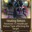 (PC) Healing return MAXED mod (MR 2) // Instant delivery