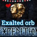 ✅ [PC] Exalted Orb ★  Expedition SC ★ Ins tant !!!  VIP (Feedb acks 7000+)