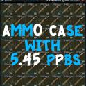 """FULL Ammo case 5x45 """"Igolnik"""" (12.11)"""