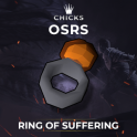 Ring of Suffering  [FAST DELIVERY]