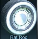 ★★★[PC] Rat Rod (Titanium White) - INSTANT DELIVERY (5-10 min)★★★