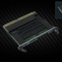 Virtex programmable processor