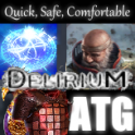 Storm Brand Inquisitor [Complete Setup + Currency] [Delirium SC] [Delivery: 60 Minutes]