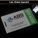 ★ ❤️【Lab. Green keycard】❤️ ★