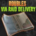 ❗$❗ 1 MILL ROUBLES ⚡INSTANT  DELIVERY VIA RAID⚡ NO NEED FLEA❤️